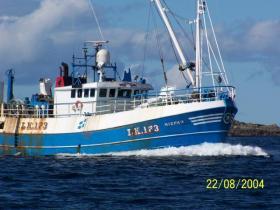 Whitefish fishing vessel